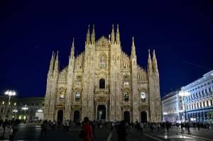 У Мілані в Соборі Дуомо знайдені залишки язичницького храму