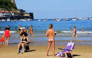 У Іспанії зафіксована рекордна кількість туристів
