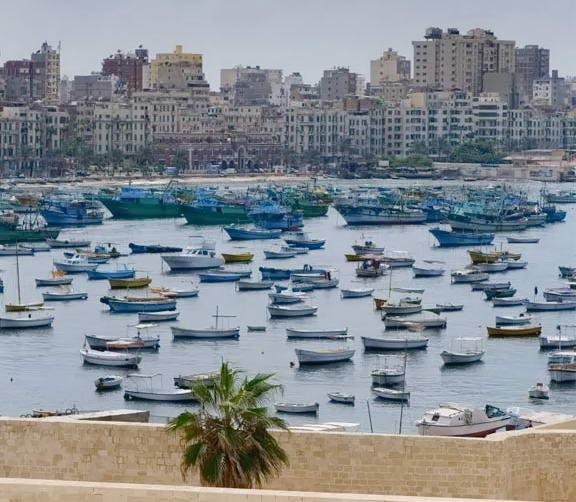 Середземноморське узбережжя Єгипту