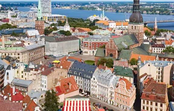 Рига, Латвія