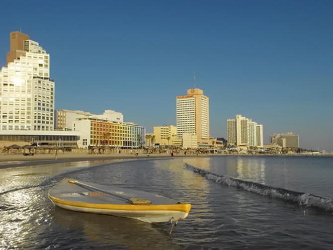 узбережжя Тель-Авіву