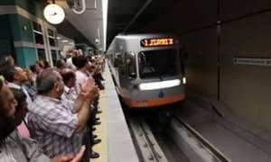 метро Стамбулу