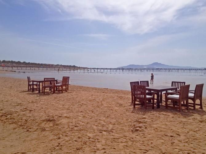 відпочинок на пляжі Єгипту
