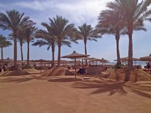 Пляжний відпочинок в Єгипті
