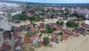 повінь на Балканах