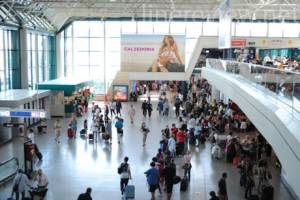 У римському аеропорту - безкоштовний інтернет