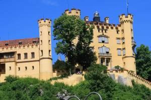 Замок Хоеншвангау (Schlo Hohenschwangau) -