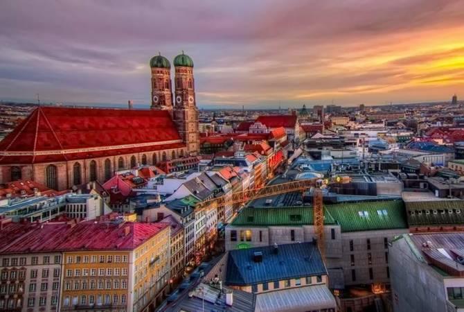 столиця Баварії - Мюнхен