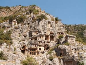 Лікія - живописний регіон Туреччини