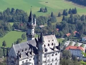 Німеччина - країна середньовічних замків