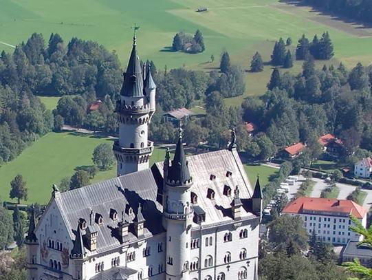 замки Німеччини