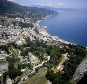 пляжі Лігурії