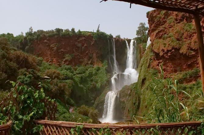 Водоспад Узуд. Фото