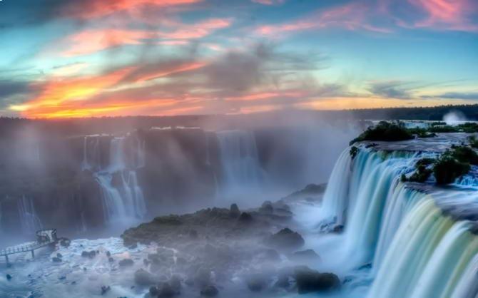 Фото водоспаду Ігуасу
