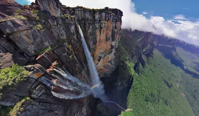 водоспад Анхель
