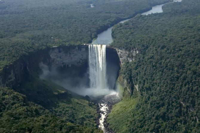 водоспад Кайетур