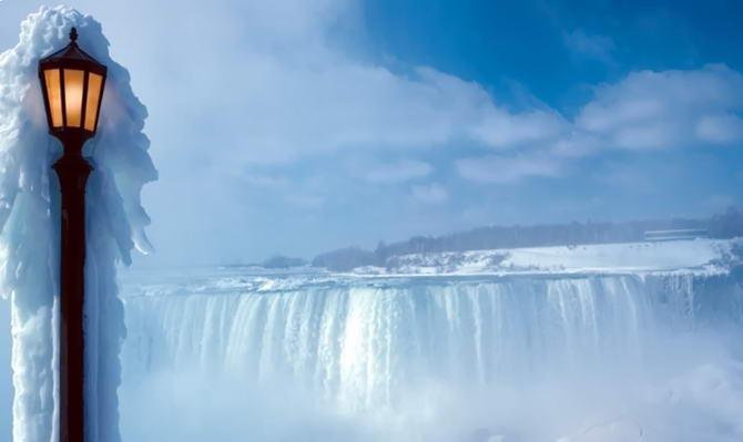 Фото  Ніагарського водоспаду