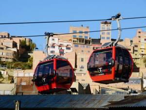 У Болівії відкрили найвищий фунікулер у світі
