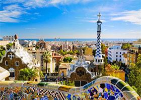 Готелі Барселони запрошують туристів на тераси