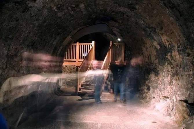 Примари Едінбурзького замку