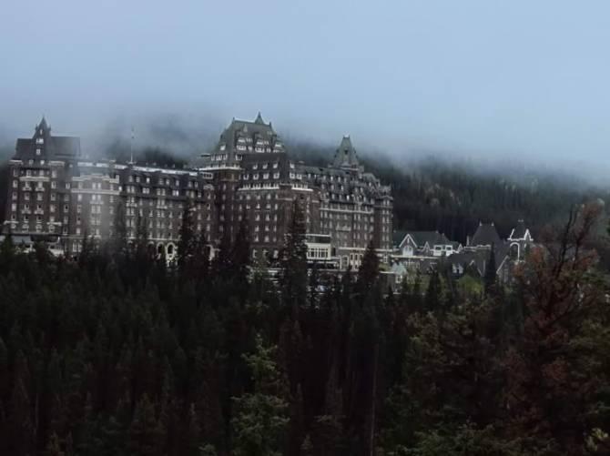 Готель Fairmont Banff Springs