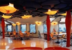 Підводний ресторан в Ейлаті