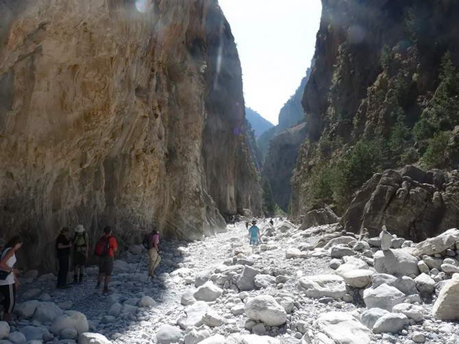 Ущелина Самар'я