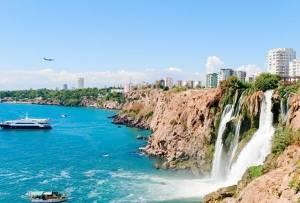 Анталія - чарівне місто турецького узбережжя