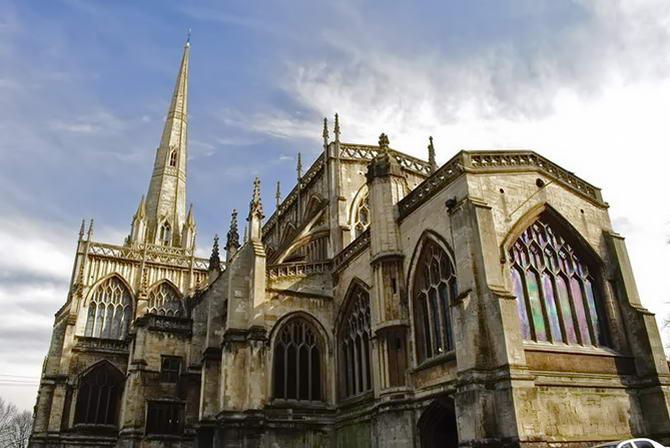 Бристоль. Церква Святої Марії
