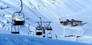 Даврас - гірськолижний курорт Туреччини