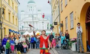 На Дні народження Хельсінкі нудьгувати не доведеться