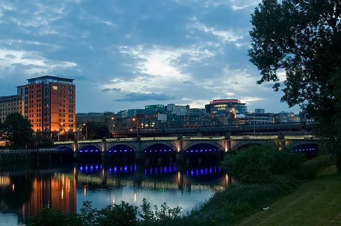 місто Глазго
