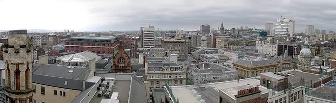 архітектура міста Глазго