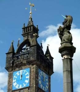 Глазго, найбільше місто Шотландії