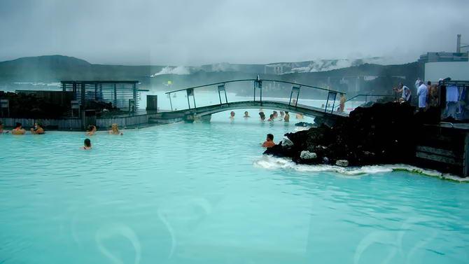 Ісландія. Блакитна лагуна