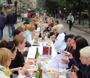 Спільний пікнік збере під небом Хельсінкі тисячу чоловік