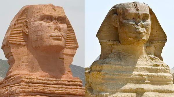 копія єгипетського Сфінкса