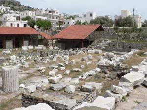 Галікарнас. Галікарнаський мавзолей в Туреччині