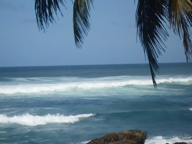 хвилі на Шрі-Ланці