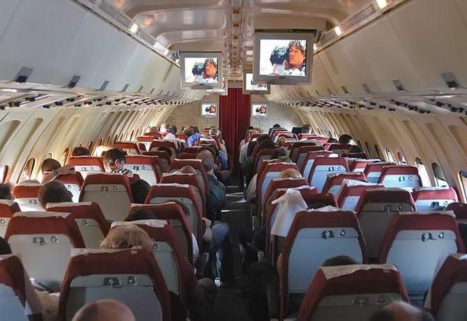Літак компанії ВІМ-Авіа