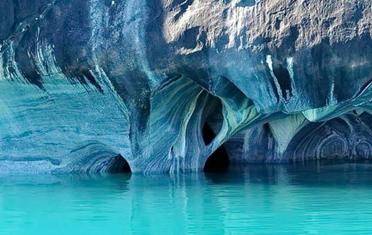 Мармурові печери