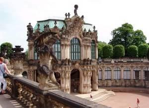 Подорож в Дрезден