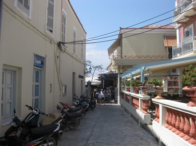 Вулиці острова Порос