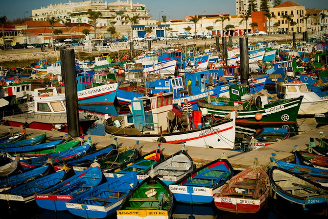 порт Сетубала