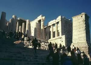Афінський Акрополь (Греція)