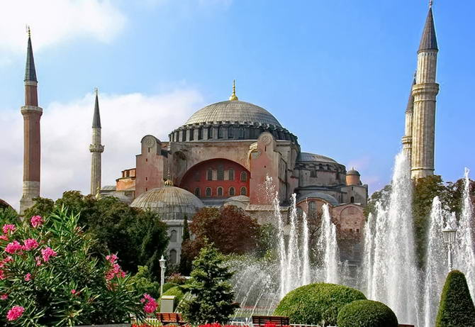 Собор Святої Софії в Стамбулі