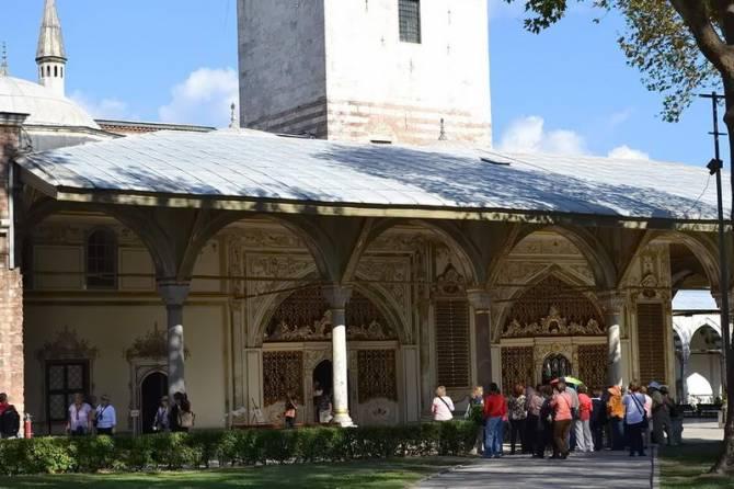 Палац Топкапи