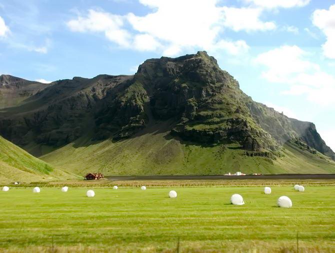 природний відпочинок в Ісландії