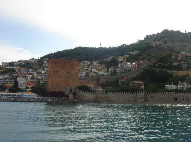 Аланійська фортеця