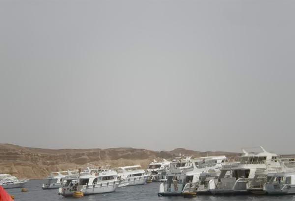Дайвінг на Червоному морі